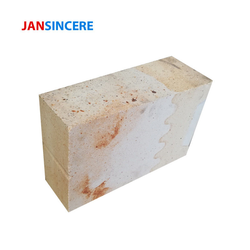 Kiln Furnace Mullite Refractory Bricks Low Thermal Conductivity Abrasion Resistance