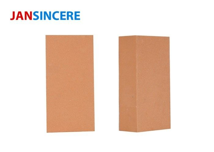High Grade Medium Duty Firebrick , Heat Insulating Fire Retardant Bricks