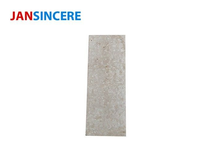 Cement Rotary Kiln Refractory Bricks , High Working Temperature Kiln Insulation Bricks