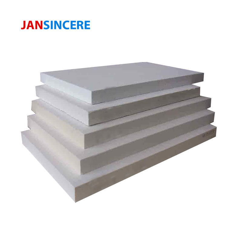 High Density Refractory Ceramic Fiber Insulation Good Thermal Shock Resistance