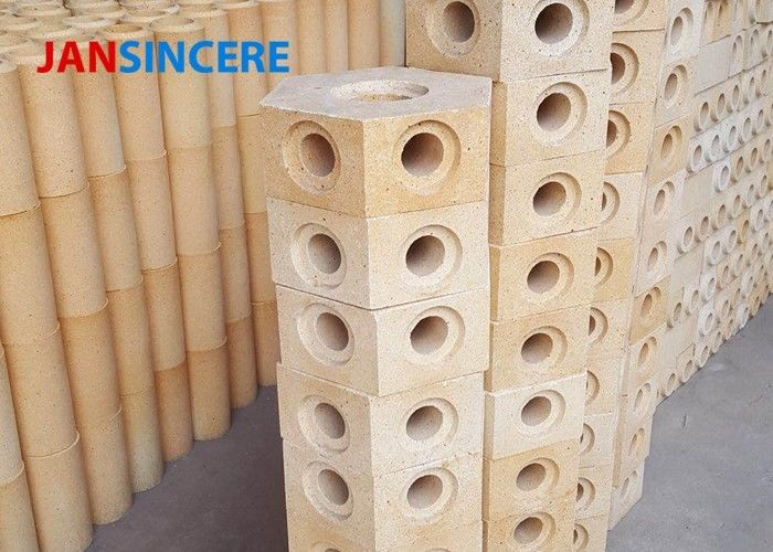 Fireclay Anchor Alumina Silicate Refractory Brick Good Thermal Shock Resistance