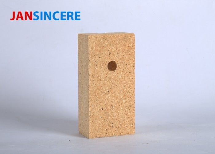 High Thermal Alumina Silicate Refractory Brick Low Duty For Cement Kiln