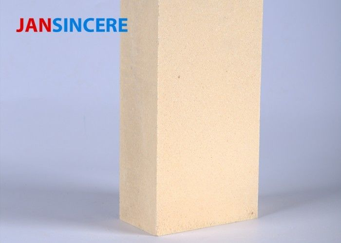 High Mechanical Strength Refractory Brick Temperature Resistance Zirconium Fused Alumina