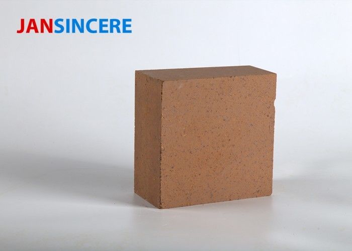 Standard Size Refractory Fire Bricks , Insulating Brick Good Heat Resistance