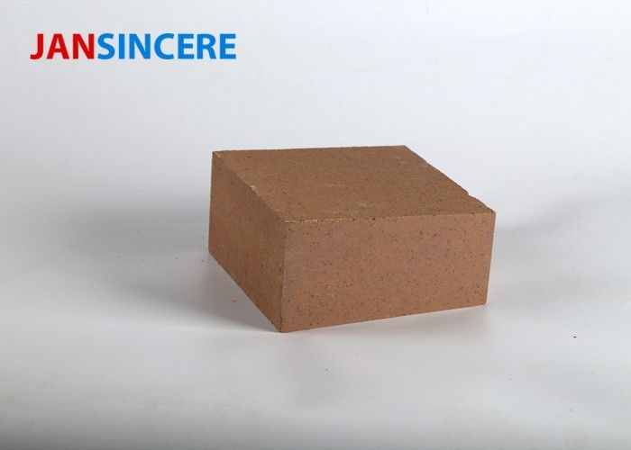 High Temperature Pleonaste Magnesite Refractory Bricks Good Thermal Shock Resistance
