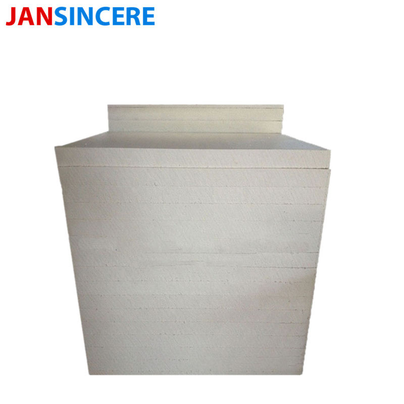 Polycrystalline Mullite Oven Refractory Insulation Board Strong Bending Strength