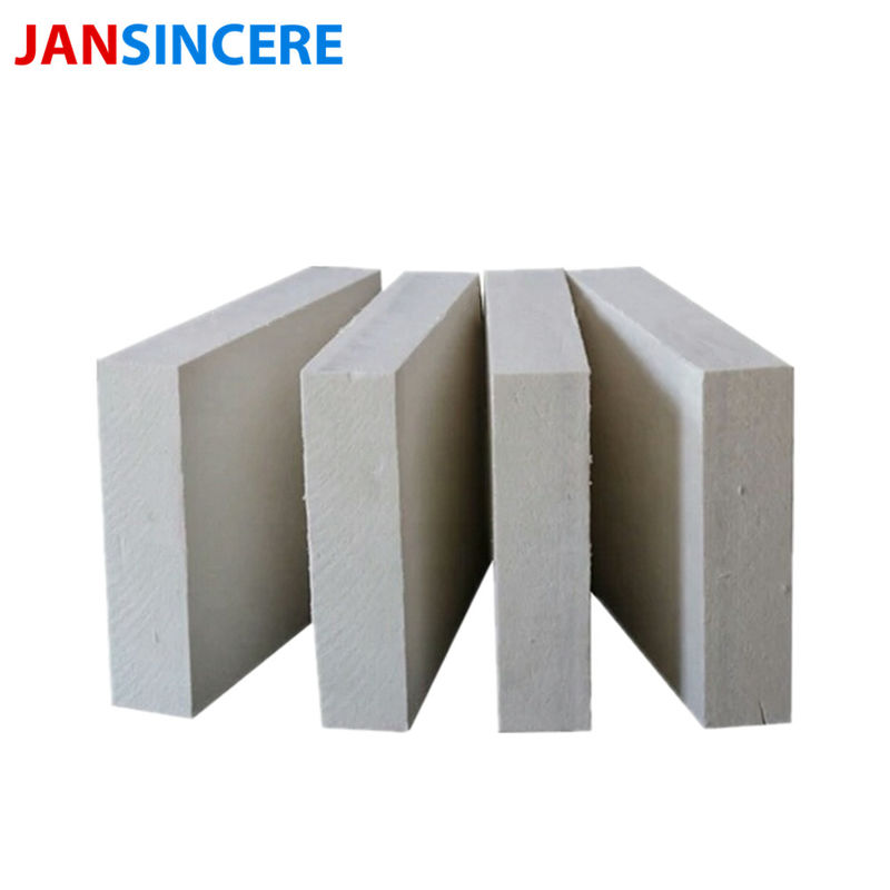 STA High Rigidity Ceramic Fiber Insulation Board For Vacuum Furnace