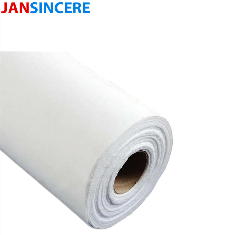 1260℃ Fireproof Thermal Ceramic Fiber Insulation Paper 1mm - 6mm Thickness