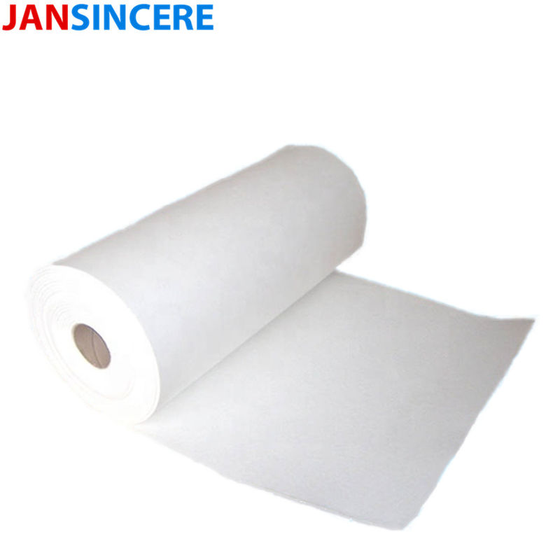 Fire Resistance Ceramic Fiber Paper Roll For Insulation And Joint Sealing
