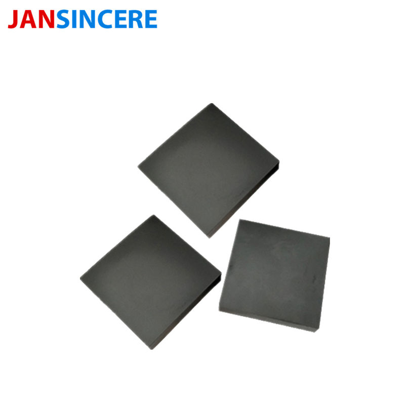 High Wear Resistant Silicon Carbide Block / Silicon Carbide Tiles For Ceramic Furnace